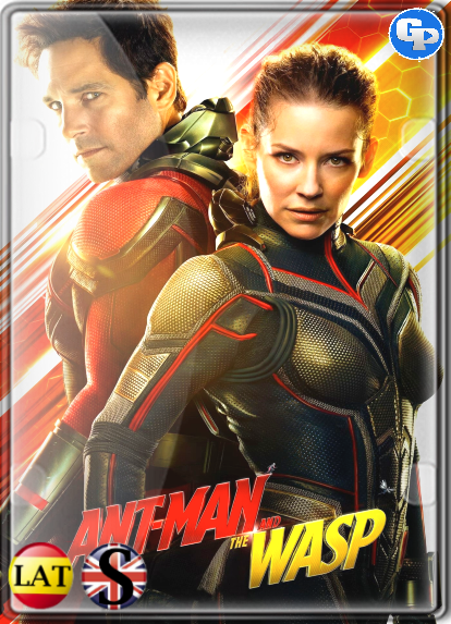 Ant-Man y la Avispa (2018) HD 720P LATINO/INGLES