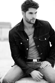 Nick Bateman Top Model Pria Dunia