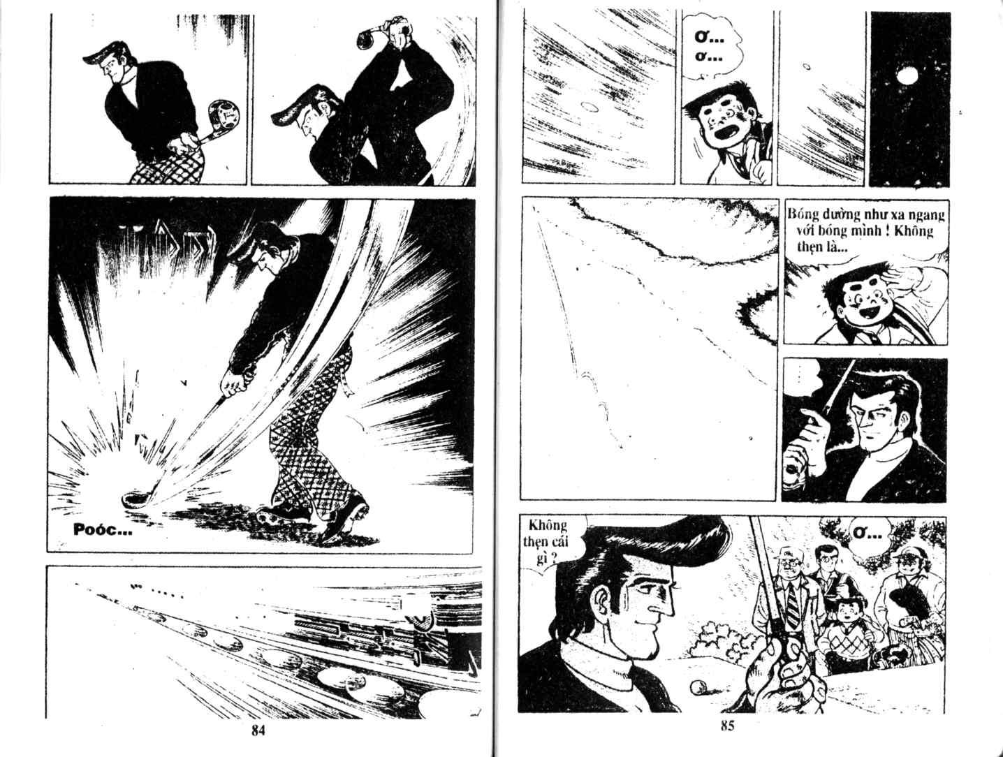 Ashita Tenki ni Naare chapter 11 trang 41