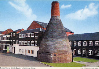 The last remaining Spode oven collapsed in 1972
