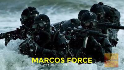 marcose commando force