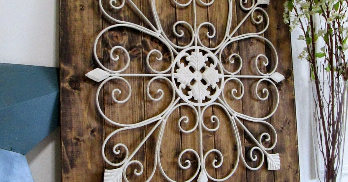 Wood and Metal Wall Art