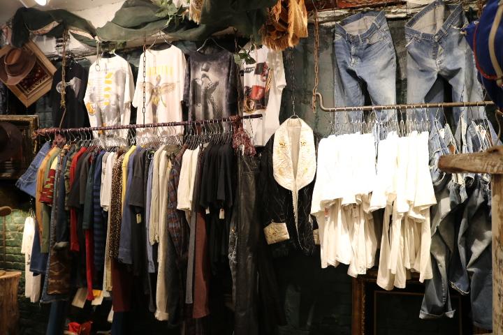 古着屋CHAPPIE vintage used clothing>