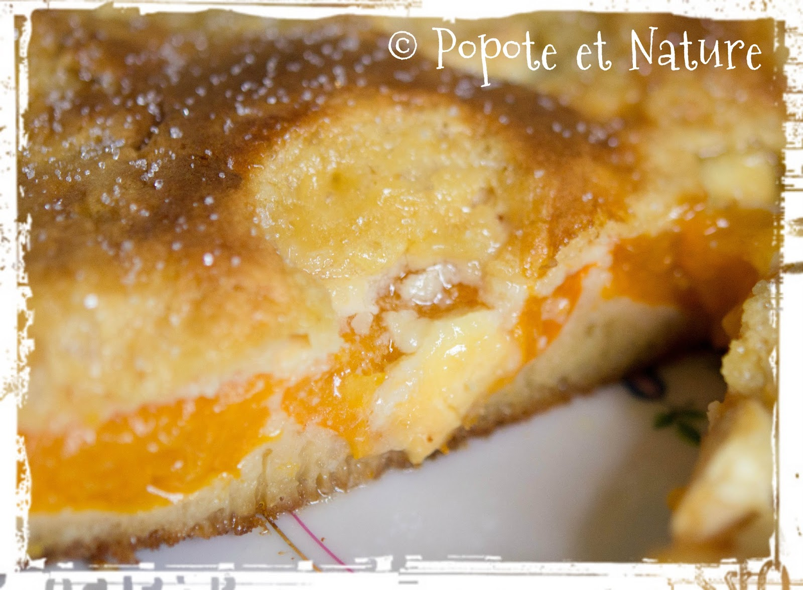 Recette gateau abricot mascarpone