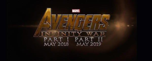 Marvel Studios, Avengers 4: Infinity War Sequel