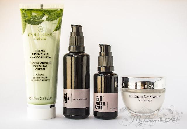 3 opciones de cosmética personalizada