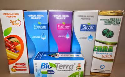 Harga Bioterra Minuman Sari Buah Berkhasiat Terbaru 2017