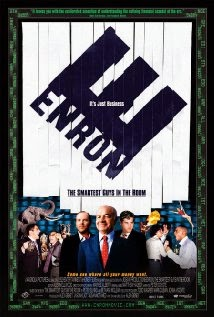 Enron: the smartest guys in the room, u. S. Poster, former enron.