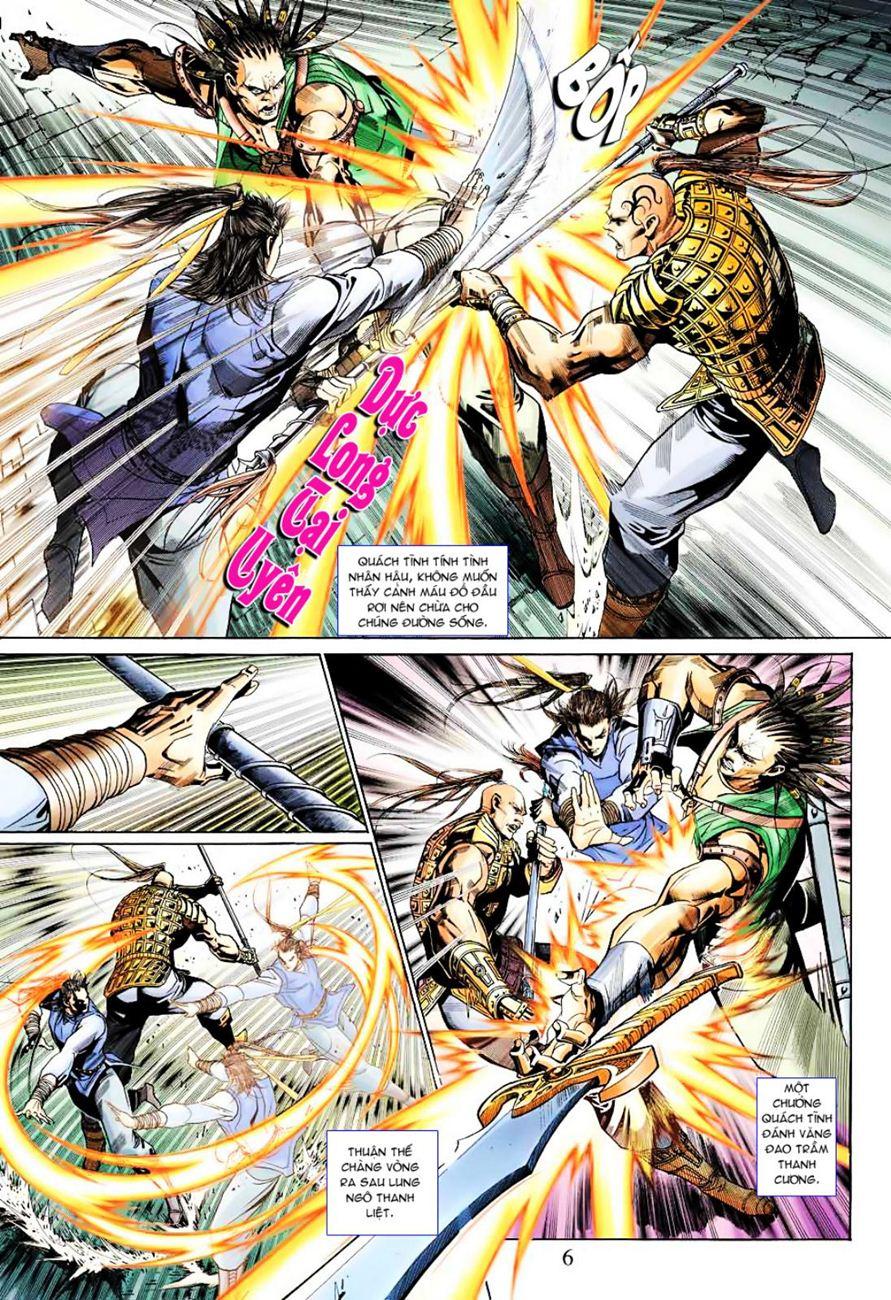 Anh Hùng Xạ Điêu anh hùng xạ đêu chap 38 trang 5