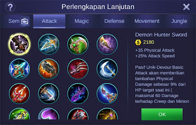Golden Staff Mobile Legends