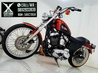 Dijual Harley Davidson Sportster 1200 evo 1998