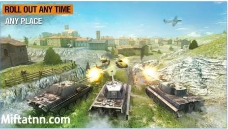 Game Perang Tank Android World of Tanks Blitz APK Terbaru