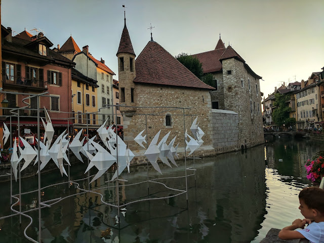 Palace I'lle, Annecy France
