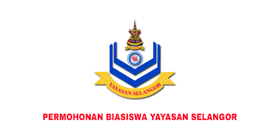 Permohonan Biasiswa Yayasan Selangor 2019 Online