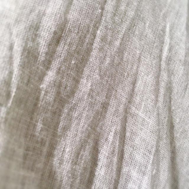 pas de calais【パドカレ】綿麻ムラ染めワンピース▲香川・綾川店