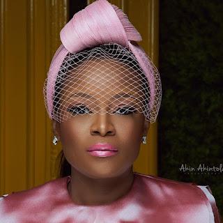 Billionaire daughter Oyin Adenuga stuns in new photos
