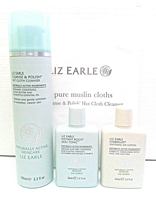 Liz Earle Beauty Icons Collection