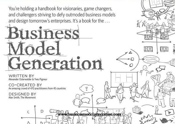 CARA EFEKTIF MENGGUNAKAN BUSINESS MODEL GENERATION