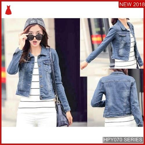 HPY070O130 Olivia Jacket Anak Jeans Murah BMGShop