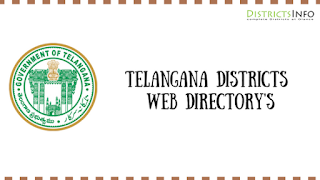 Telangana Districts Web Directory's