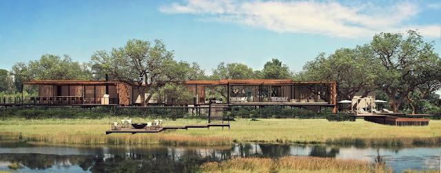 Qorokwe Classic Camp, Wilderness Safaris, Okavango Delta, Botswana
