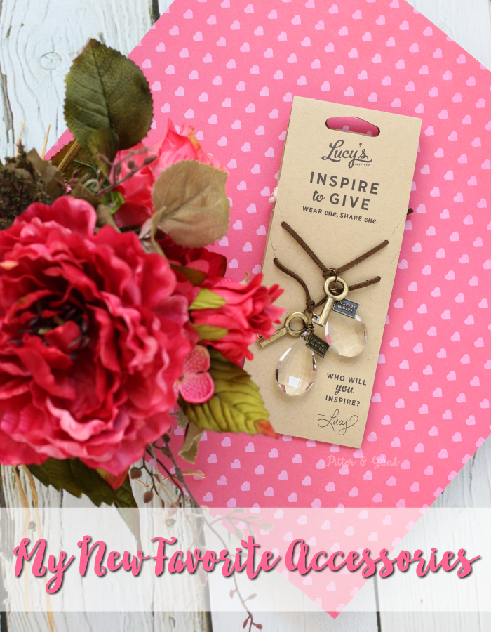 Lucy's Inspired Inspire to Give Necklace