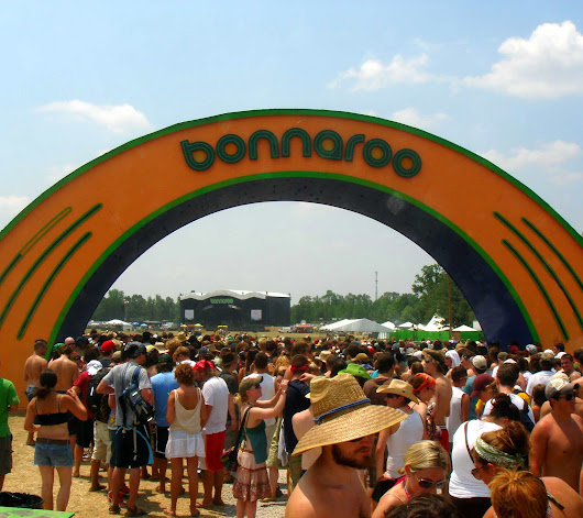 Nine years of Bonnaroo ... in 27 pictures