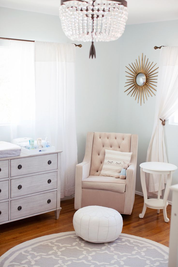 Baby Boy Nursery Tour: Lamb & Blonde: Neutral Nurseries