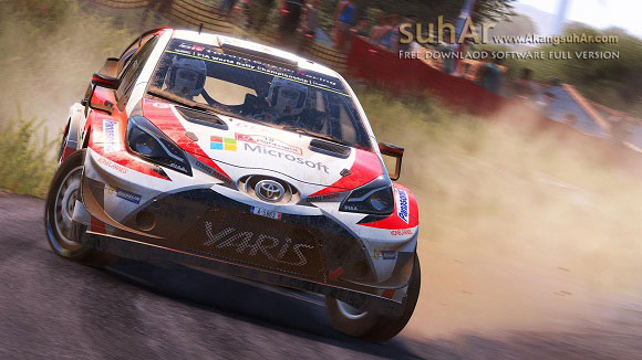 Free Download WRC 7 FIA World Rally Championship Full Version
