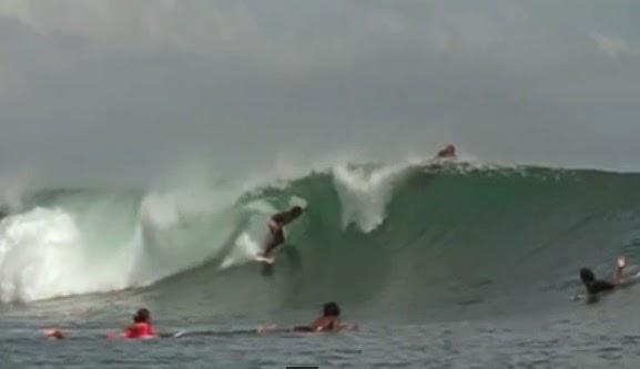 g-land surfing paradise banyuwangi