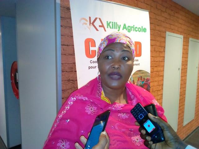 Mme Adama Cissé présidente de la CFAAD