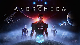 Mass Effect Andromeda Nintendo Wallpaper