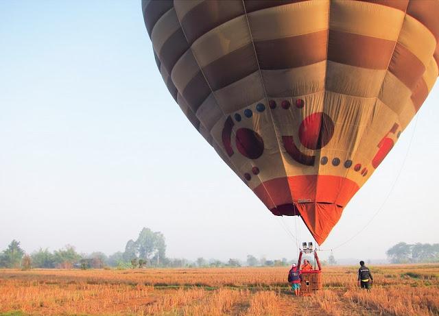 Giá vé cho chuyến du lịch Chiang Mai bằng khinh khí cầu