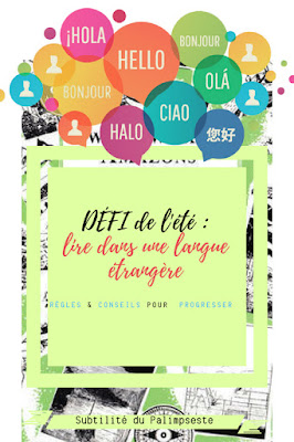 Lire dans une langue étrangère en anglais astuces conseils