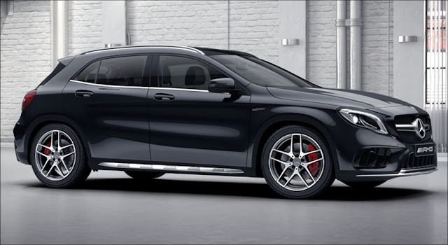 Mercedes AMG GLA 45 4MATIC 2019