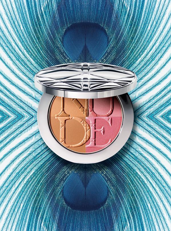 Smartologie: Dior 'Bird of Paradise' Summer 2013 Makeup