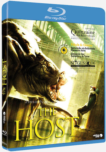 The Host 2006 BluRay Hindi Dubbed