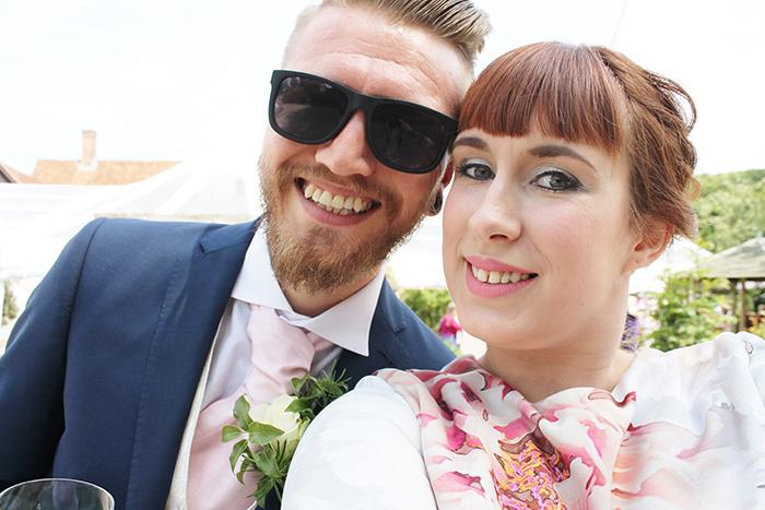 Summer Family Garden Wedding