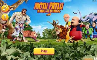 Motu Patlu: King Of Kings Official Trailer