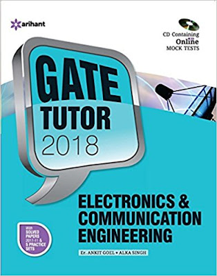Download Free Arihant Gate Tutor 2018 Electronics & Communication Engineering Book PDF