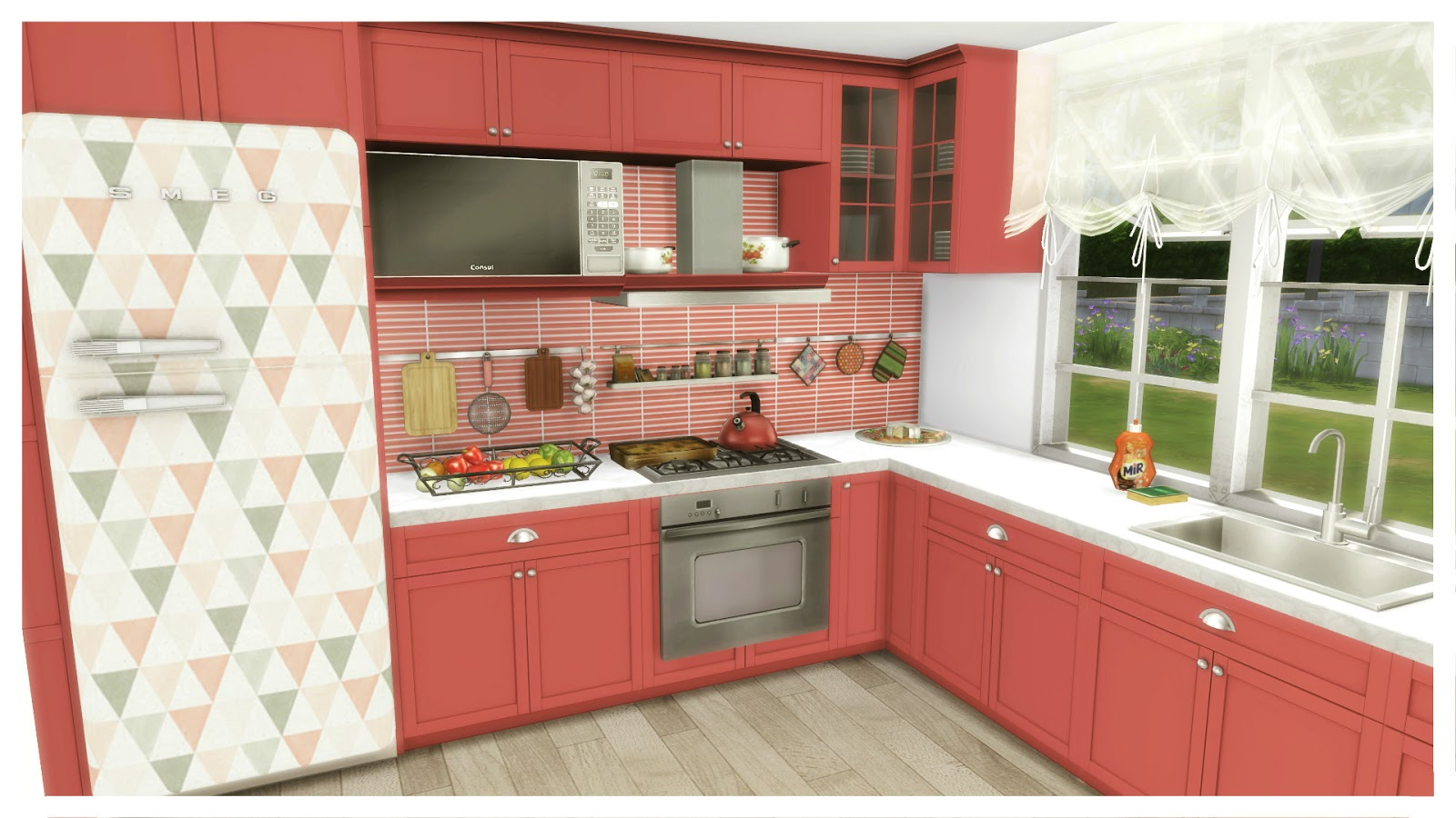 Sims Kitchen Room Mods Dinha