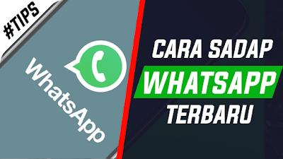 Cara Sadap Whatsapp dari Jarak Jauh Terbaru