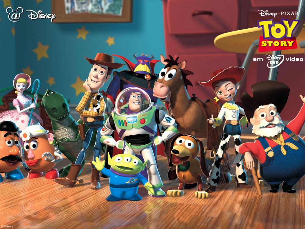 一些卡通(Cartoon): pixar (皮克斯動畫) 2