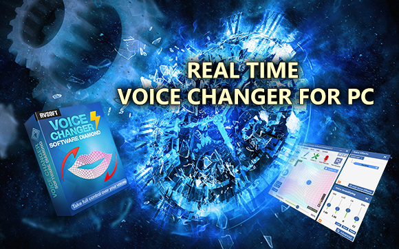 Real Time Voice Changer for PC with Effects