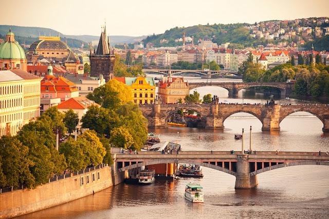 Praha Republik Ceko