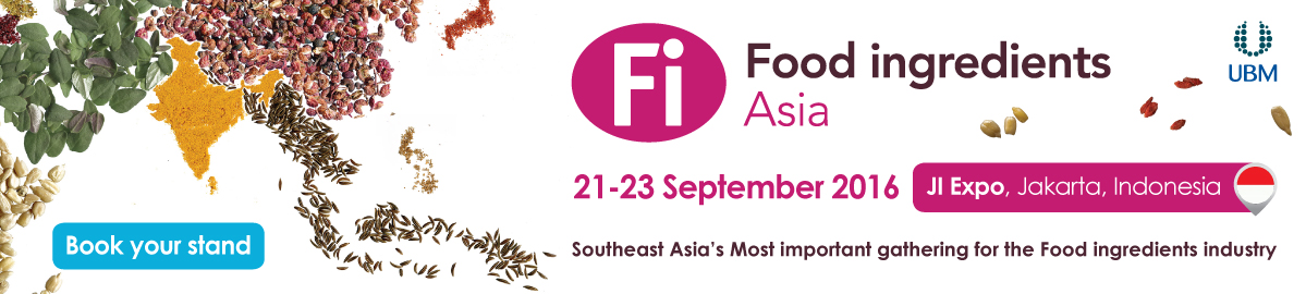 Food Ingredients (FI) Asia 2016