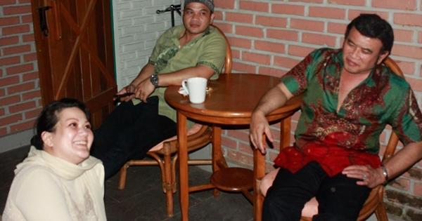 Studio Raja Dangdut Rhoma Irama Ditembak Orang Misterius