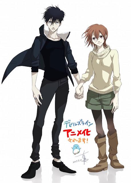 Devil's Line, Manga, Actu Manga, Ryo Hanada, Kana, Kodansha,
