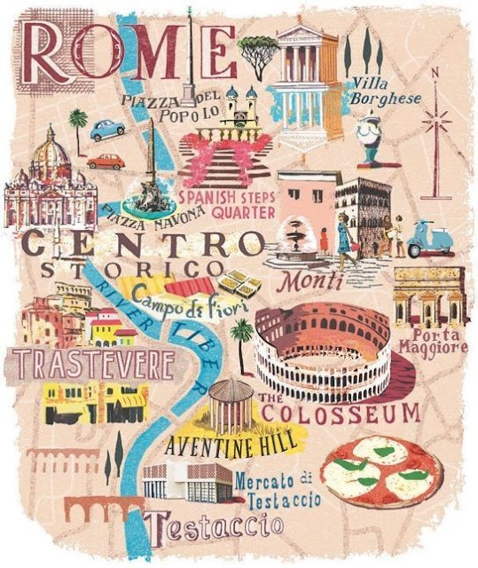 Rome;The Eternal City