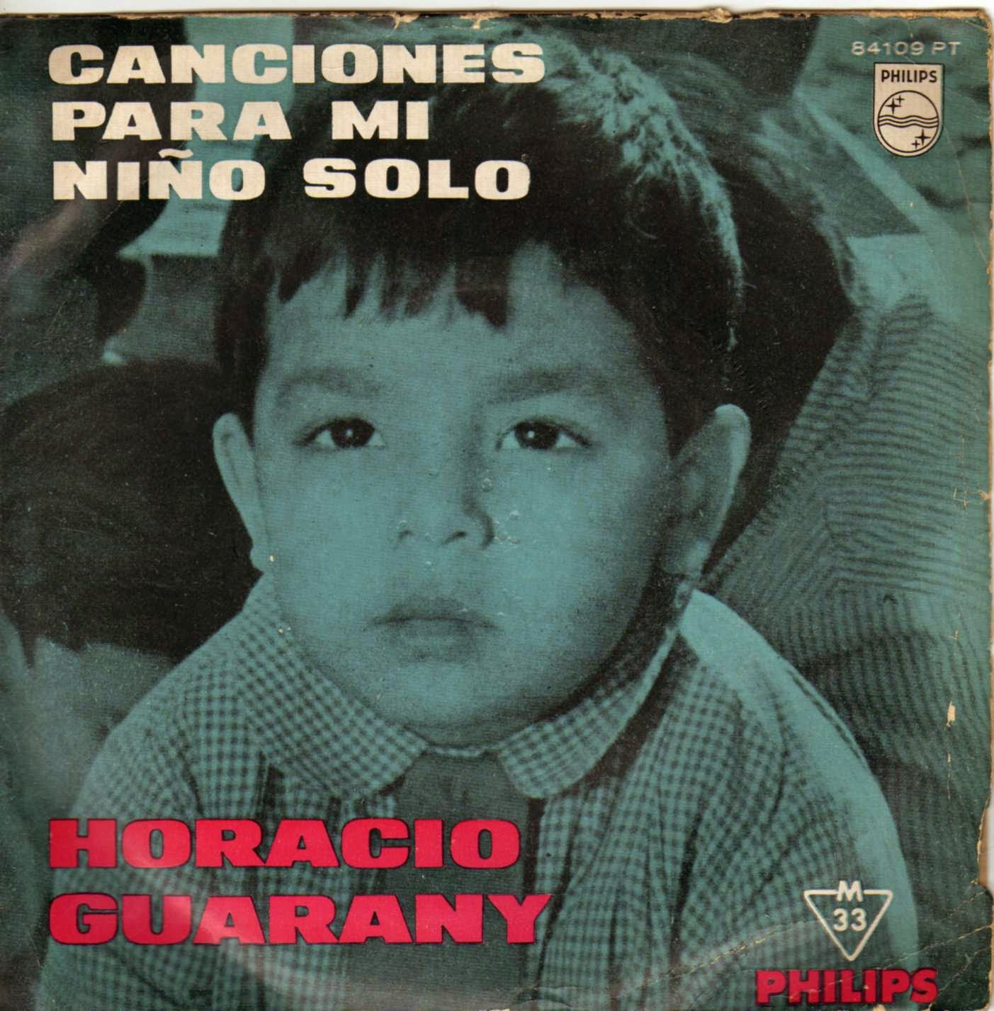 horacio guarany cancion para niño